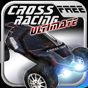 Cross Racing Ultimate Free 賽車遊戲 LOGO-阿達玩APP