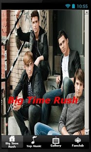 Big Time Rush Hot Songs - screenshot thumbnail