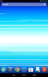 Anime Speedlines LWP Lite Screenshot 2