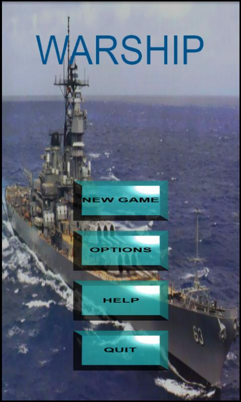 Warship - screenshot