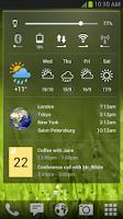 Screenshot of Yandex.Shell (Launcher+Dialer)