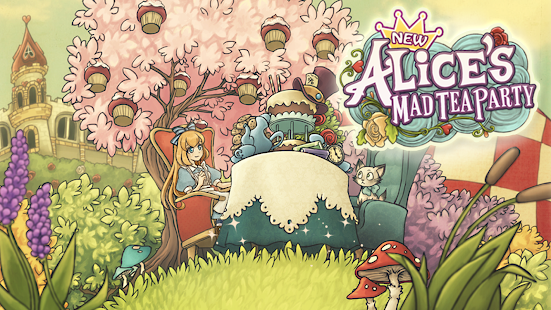 New Alice's Mad Tea Party- screenshot thumbnail