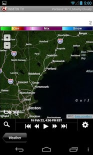 WMTW 8 TV - news and weather - screenshot thumbnail