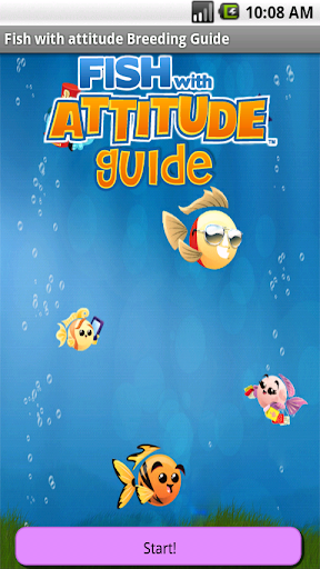 Breeding Fish with attitude