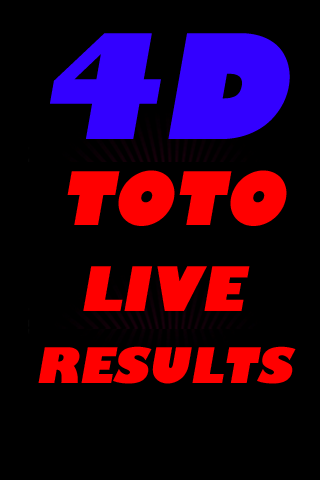 4D TOTO LIVE MALAYSIA RESULTS