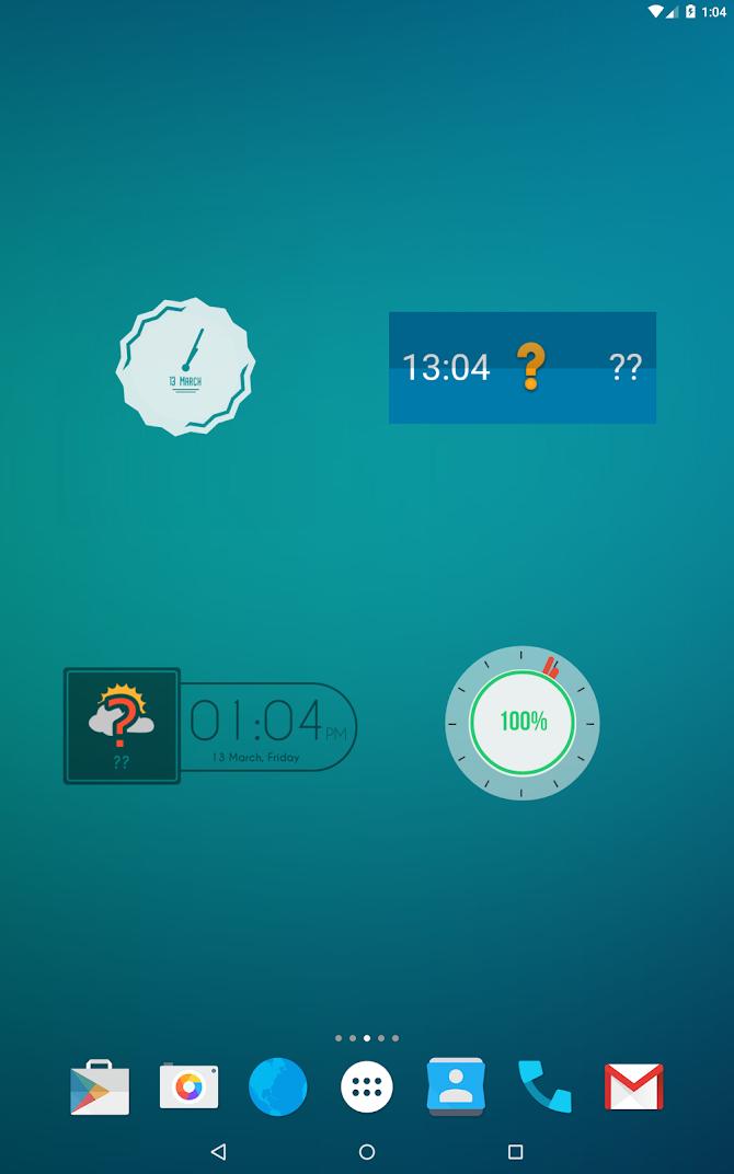 Zooper Widget Pro Android 11