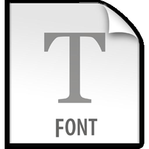 iskpota font