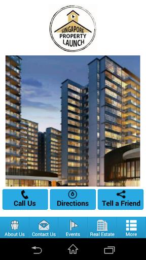 Singapore Property Launch