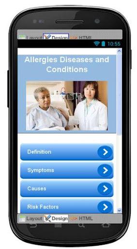 Allergies Disease Symptoms