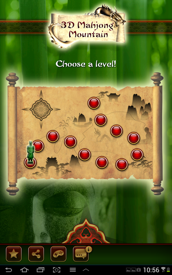 3D Mahjong Mountain PREMIUM - screenshot