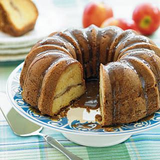 Buttery Pound Cake.