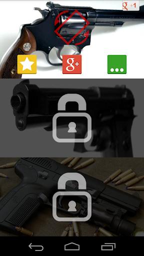 手枪左轮手枪