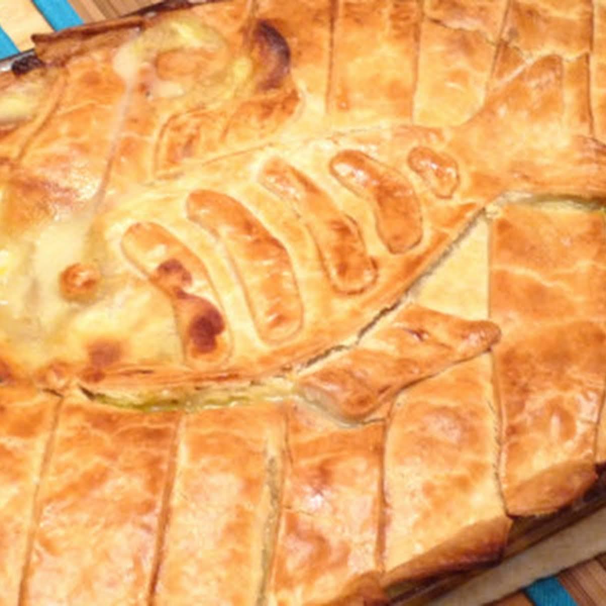 Fish Pie - Kiki's Delivery  promote