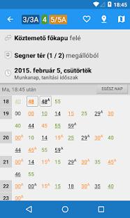 Debreceni Menetrend - screenshot thumbnail