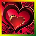 Beautiful Heart Live Wallpaper icon