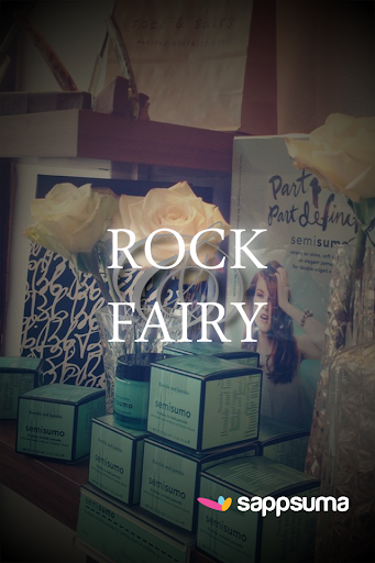 Rock and Fairy