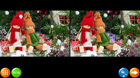 Find Differences New Year 2015 1.0.3 screenshot 407945