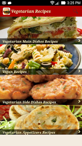Vegetarian Recipes easy lOl
