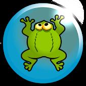 Astro Frog