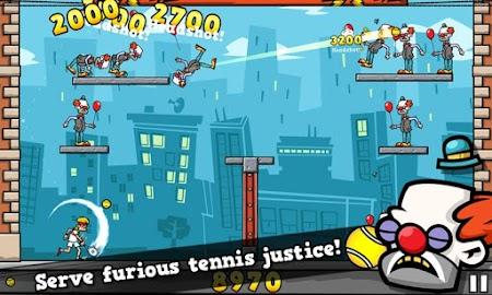 Tennis in the Face Screenshot 3