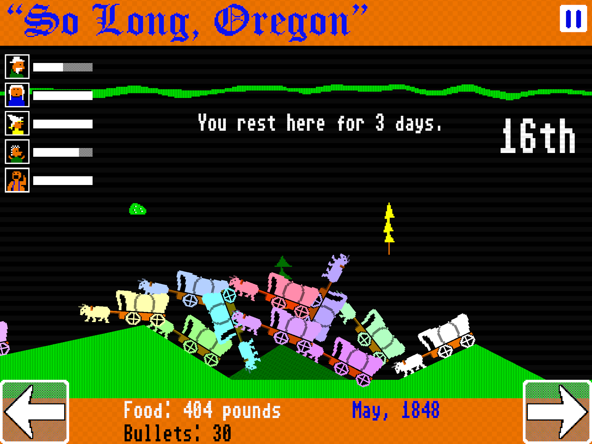 So Long, Oregon! screenshot #17