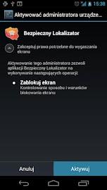 Bezpieczny Lokalizator 3.5 Screenshot 7