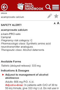 Nursing Drug Handbook- screenshot thumbnail