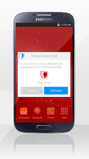 Antivirus for Android- screenshot thumbnail