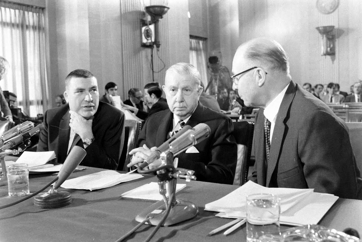 Foreign Relations Subcommittee's Abm Hearings