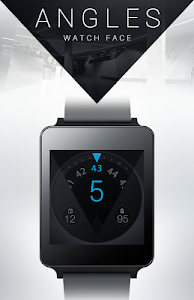 Angles Watch Face v0.0.9.0