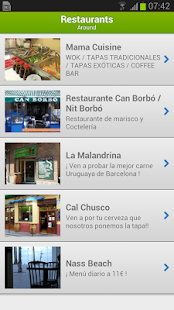 iBeach: Encuentra tu playa - screenshot thumbnail