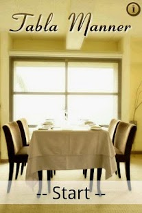 Table Manner- screenshot thumbnail