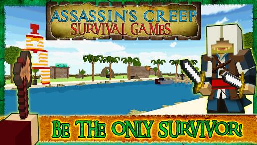 Assassin's Cube Survival Games