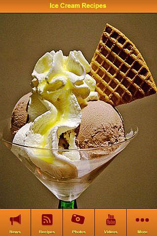 Ice Cream Recipes FREE
