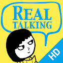 English Restart REAL Talk(Tab) icon