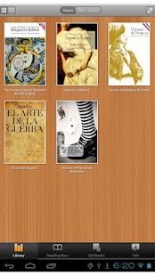 BajaLibros Reader- screenshot thumbnail
