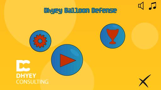 Dhyey Balloon Defense