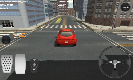 Precision Driving 3D 2- screenshot thumbnail