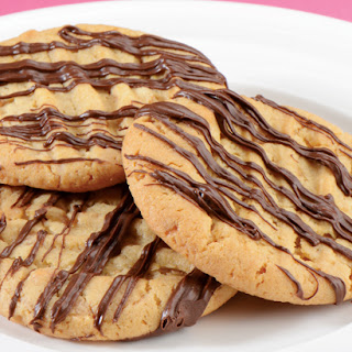 Peanut Butter Toffee Crunch Cookies
