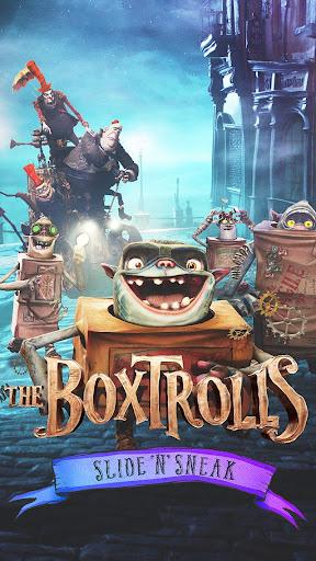 The Boxtrolls: Slide 'N' Sneak