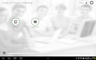Screenshot of Learn Cloud Computing