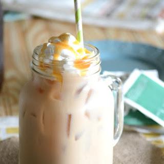 Vanilla Iced Chai Latte Recipe
