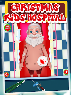Christmas Kids Hospital- screenshot thumbnail