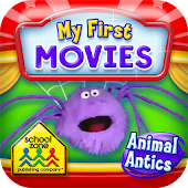 My First Movies: Animal Antics