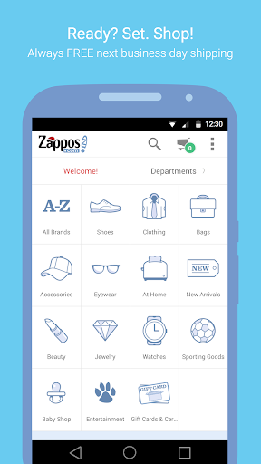 Zappos: Shoes Clothes More