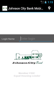 Johnson City Mobile Banking - screenshot thumbnail
