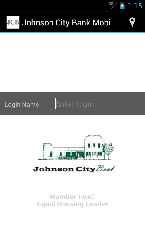 Johnson City Mobile Banking - screenshot