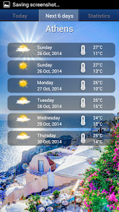 Weather Extra screenshot 2