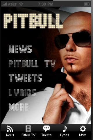 Pitbull TV (FREE) - screenshot
