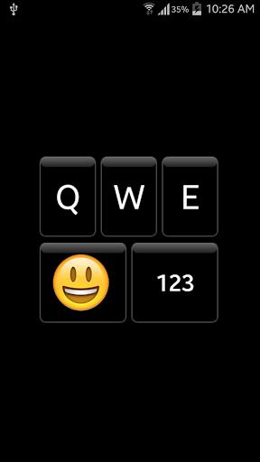 Emoji Keyboard ☺